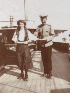 My Grandfather and the Grand Duchess Olga Nikolaevna