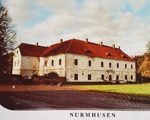 Nurmhusen, my father's family estate
