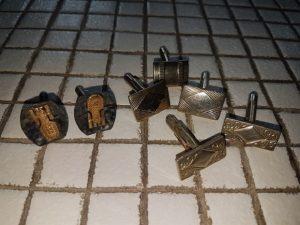 Found Objects – Cufflinks