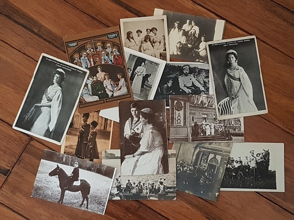 How the Romanovs used Postcards to counter Negative Publicity