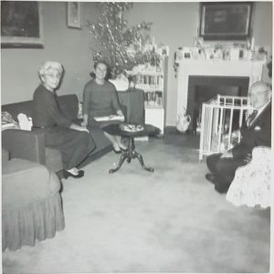 My Grandparents in France – celebrating Christmas in exile
