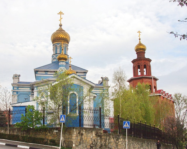 Her Last Easter in Russia Before They Escaped