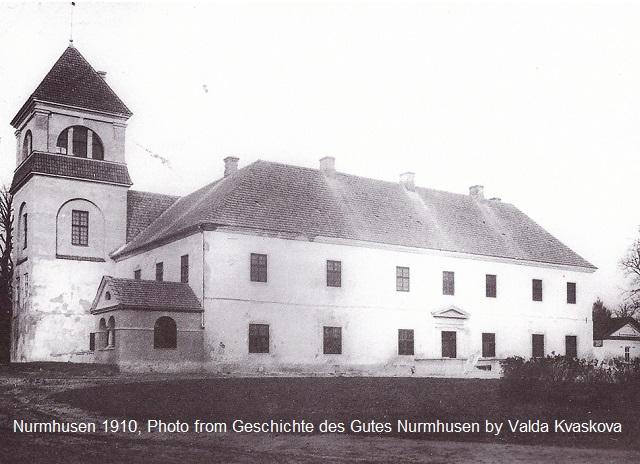 Nurmhusen 1910