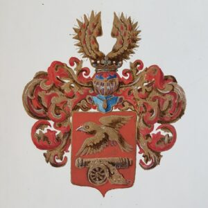 Read more about the article Seven Drops of Blood – the Voronov Crest