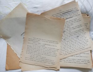 Read more about the article The Mystery of the Manuscript – who was Olga H?